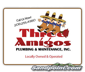 Three Amigos Plumbing & Maintenance, Inc.